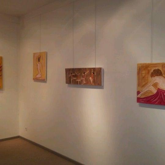 Photo prise au Salle Accrochage, galerie des artistes bagnoltais par Claude L. le8/24/2011