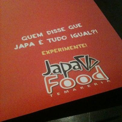 Photo taken at Japa Food by Deborah T. on 9/7/2012