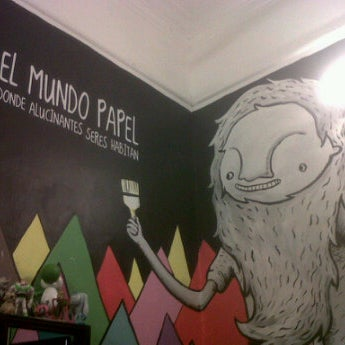 Photo taken at El Mundo Papel by Stalin S. on 10/1/2011