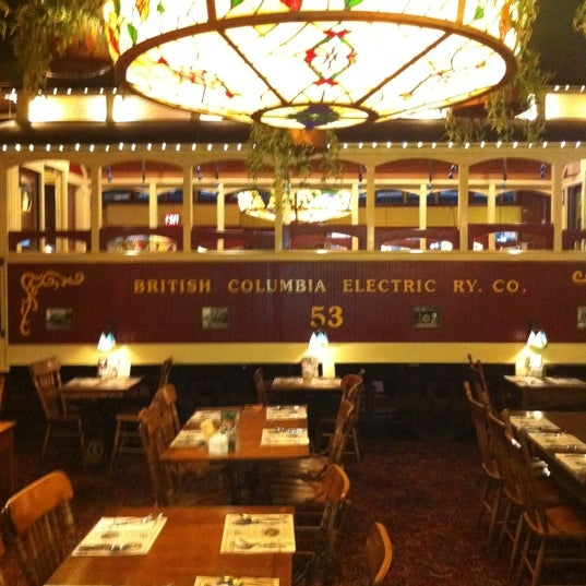 the old spaghetti factory italian restaurant in gastown. Black Bedroom Furniture Sets. Home Design Ideas