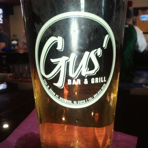 Photo taken at Gus' Bar & Grill by Bobby F. on 5/2/2011