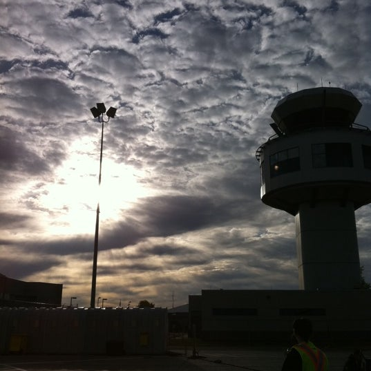 Photo taken at Saskatoon John G. Diefenbaker International Airport (YXE) by M on 1/13/2011