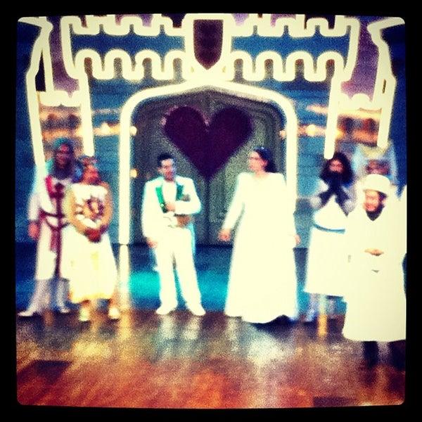 Foto tirada no(a) Teatro Aldama por Octavio M. em 2/20/2012