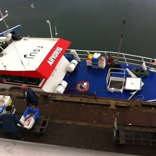 Photo taken at Port du Guilvinec by Sobong K. on 9/3/2012