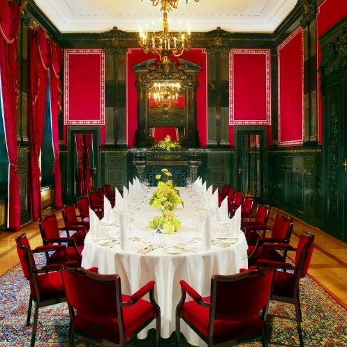 Das Foto wurde bei Hotel Fürstenhof von Christian K. am 1/4/2011 aufgenommen