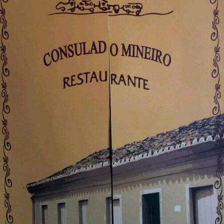 Foto tirada no(a) Consulado Mineiro por Luiz F. em 11/15/2011