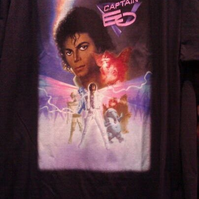 Photo taken at Captain EO by Jess P. on 11/29/2011