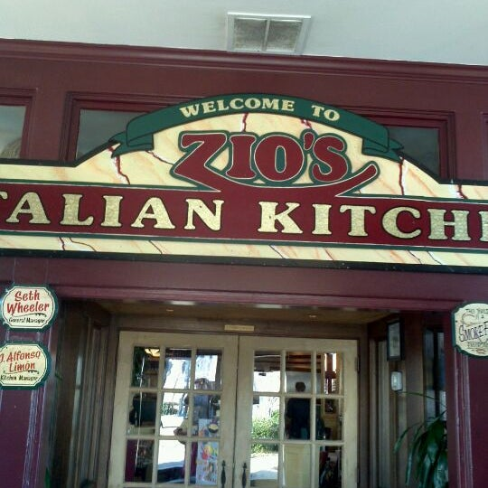 Zio 39 s italian kitchen tulsa ok for Zios italian kitchen