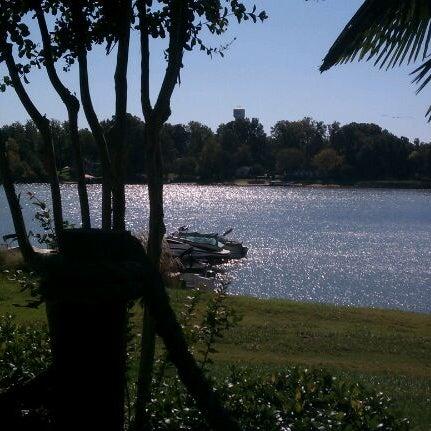 Photo taken at Eddies on Lake Norman by Jerry B on 10/14/2011