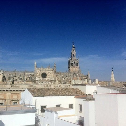 Photo taken at Cámara de Comercio de Sevilla by Miguel G. on 1/10/2012