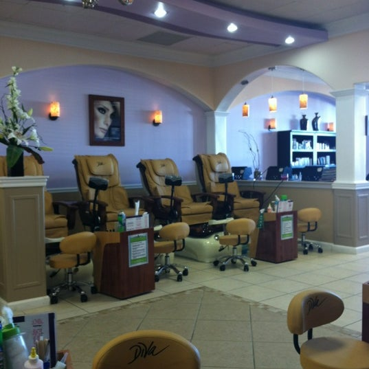 Photos at Luxy Nails Spa - Salon / Barbershop in Atlantic Beach