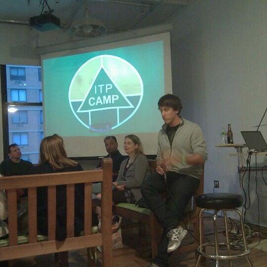 Photo taken at NYU ITP by Antonius W. on 6/1/2012