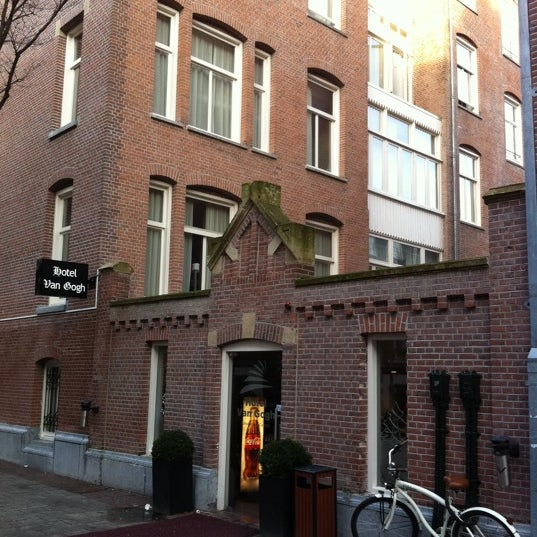 Hotel Van Gogh Museumkwartier 35 Tips From 1559 Visitors
