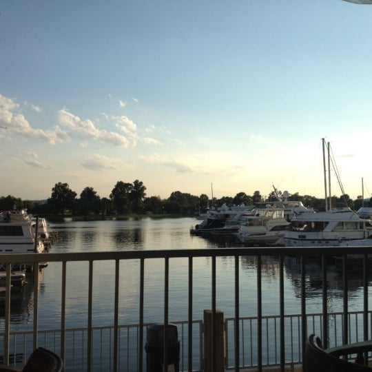 Photo taken at Phillips Seafood by Kirsten B. on 8/29/2012