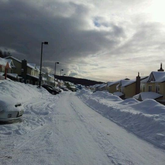 Снимок сделан в Рабочий поселок Зима пользователем K!еr @. 1/30/2012