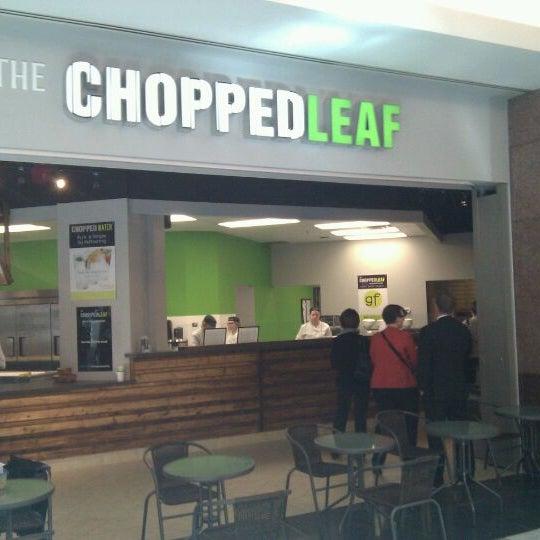 the chopped leaf american restaurant in downtown edmonton. Black Bedroom Furniture Sets. Home Design Ideas