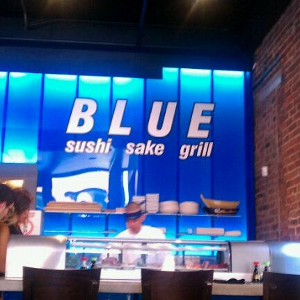 Photo taken at Blue Sushi Sake Grill by Brad L. on 7/8/2011