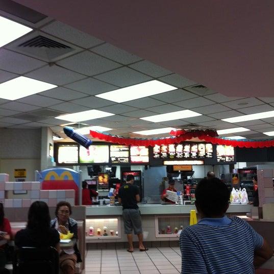 Photo taken at McDonald's by Ken R. on 9/1/2011
