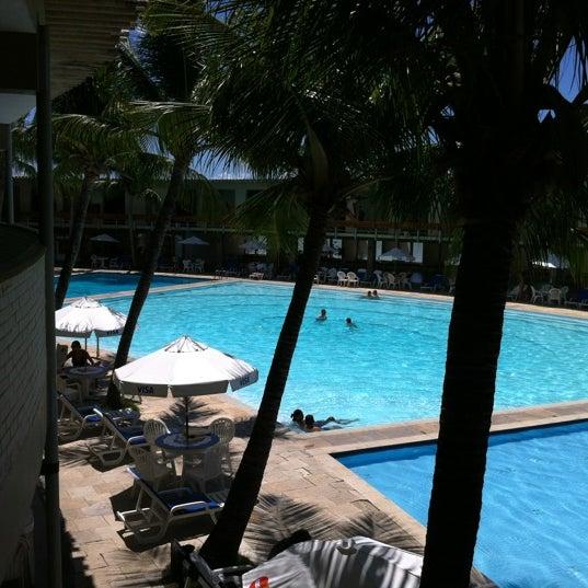 Foto tirada no(a) Tropical Hotel Tambaú por Sylvia A. em 4/17/2012