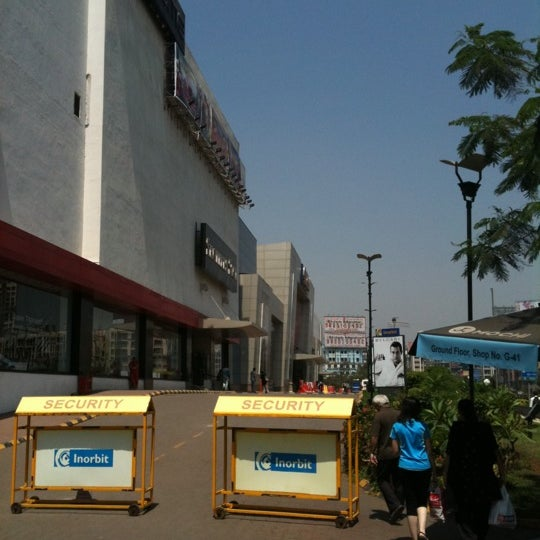 Photo taken at Inorbit Mall by apollo r. on 3/10/2012