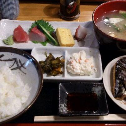 Photo taken at 上総屋 by GOGOGO! on 4/2/2012