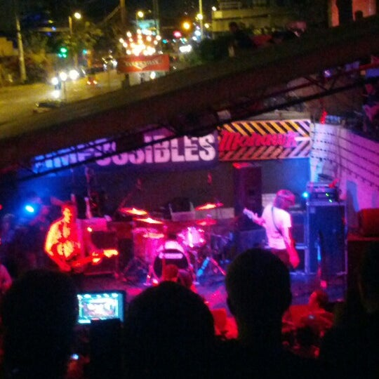 Photo taken at The Mohawk by Geoffrey G. on 6/10/2012
