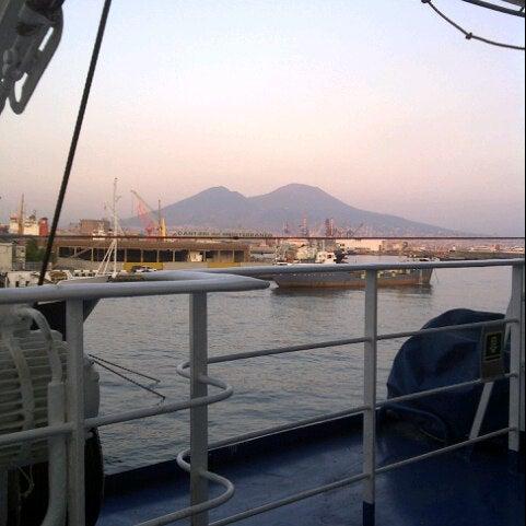 Photo taken at Calata Porta di Massa by Mario M. on 9/7/2012
