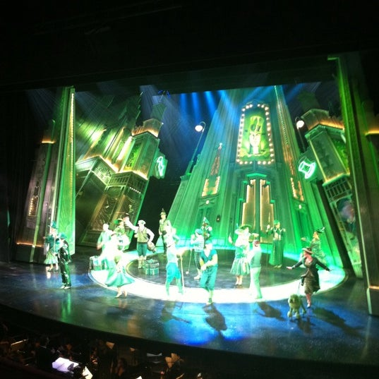 Foto scattata a The London Palladium da Mobbie N. il 8/28/2012