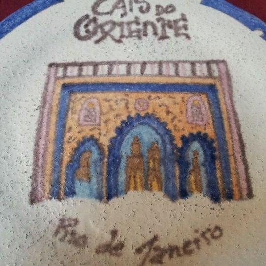 Photo taken at Cais do Oriente by Luiz Henrique V. on 3/25/2012