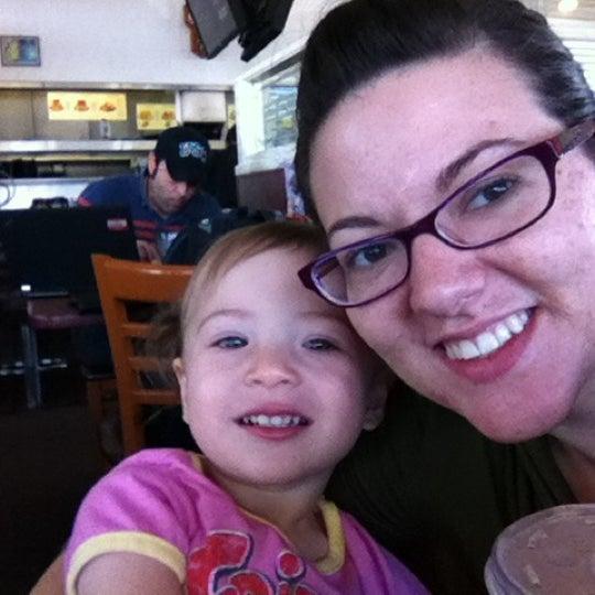Photo taken at Denny's by Kayte G. on 3/15/2012