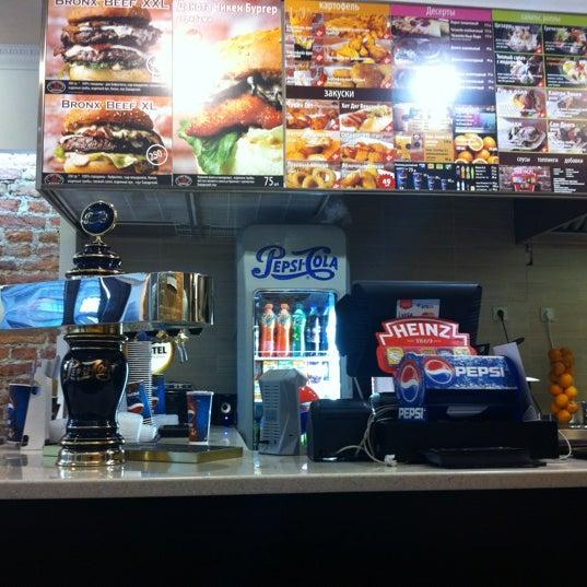Снимок сделан в City Grill Express пользователем Adam👑 5/3/2012