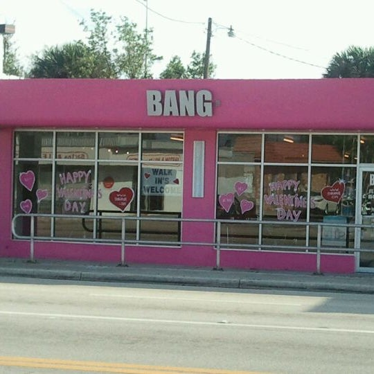 Photo taken at Bang Hair Salon by James K. on 2/11/2012
