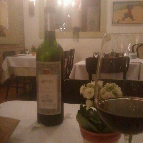 Foto tirada no(a) Zeffiro Restaurante por Cristiano A. em 5/8/2012