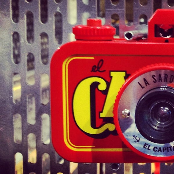 Photo taken at Lomography Gallery Store Austin by Brad H. on 3/15/2012