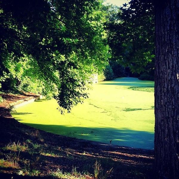 Photo taken at Prospect Park Boathouse & Audubon Center by Micah W. on 8/30/2012