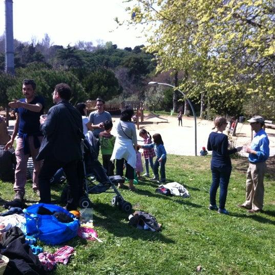 Photo prise au Jardins de Joan Brossa par Olga S. le3/31/2012