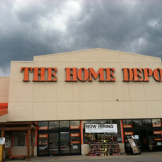 The Home Depot 7665 Highway 70 South