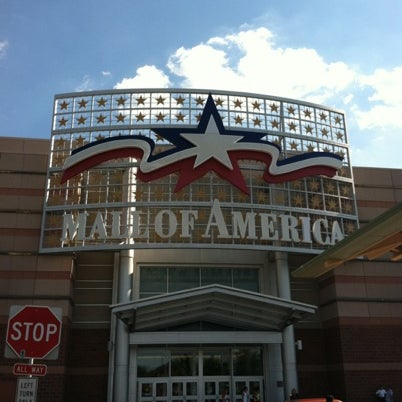 Photo taken at Mall of America by Doug K. on 8/2/2012