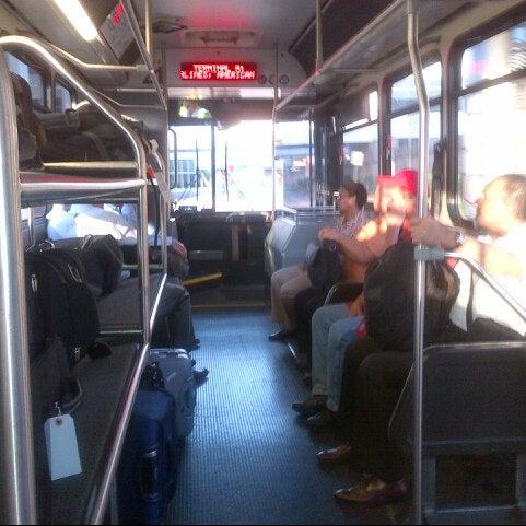 Rental Car Center Shuttle Bus - George Bush Intercontinental Airport - 17330 Palmetto Pns