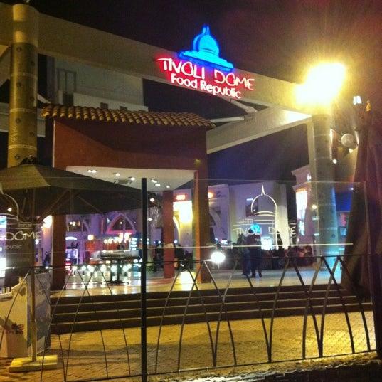 Photo taken at Tivoli Dome by Islam I. on 2/26/2012