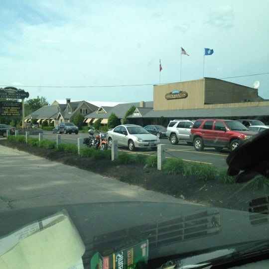 Photo Taken At Green Mountain Furniture By James D. On 5/27/2012