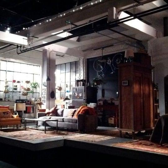 Photo taken at Steppenwolf Theatre Company by Derek H. on 3/19/2012