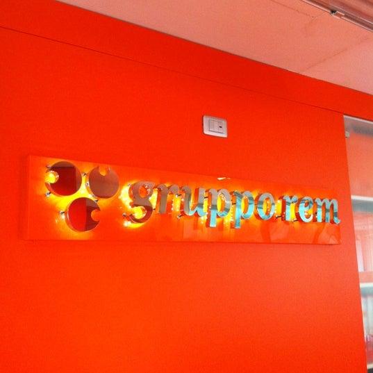 Foto scattata a Gruppo Rem - agenzia di comunicazione integrata da Claudio Z. il 2/23/2012