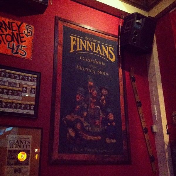 Photo taken at Blarney Stone Bar & Restaurant by Kacie M. on 8/9/2012