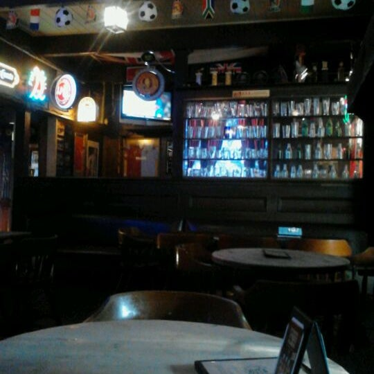 Photo taken at The Richmond Arms Pub by Susannah A. on 4/21/2012