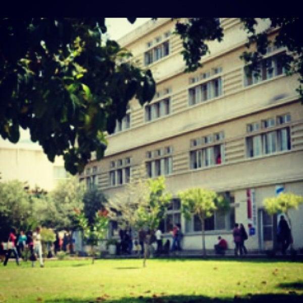 Photo taken at Holy Spirit University Of Kaslik by Bisher T. on 6/7/2014