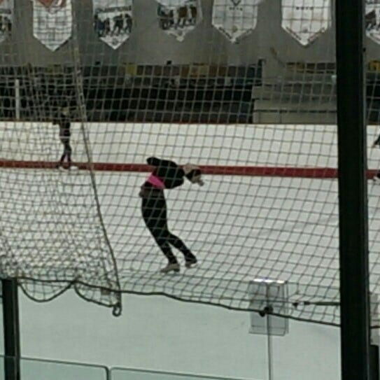Photo taken at San Diego Ice Arena by Lisa K. on 1/15/2016