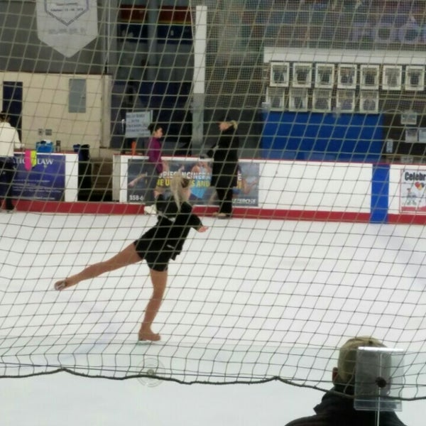Photo taken at San Diego Ice Arena by Lisa K. on 6/17/2016