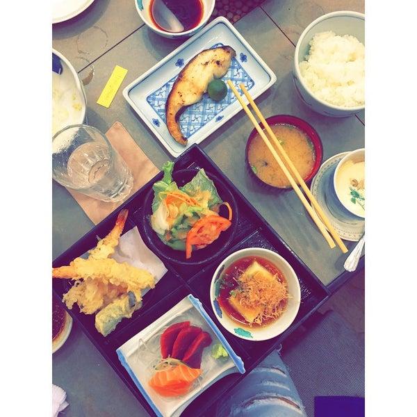 7/15/2015にGracieがTanabe Japanese Restaurantで撮った写真