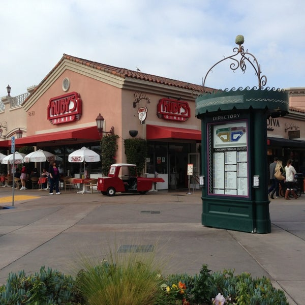 Photo taken at Carlsbad Premium Outlets by Helen on 2/7/2013